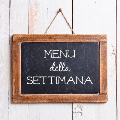 menu salumificio gini