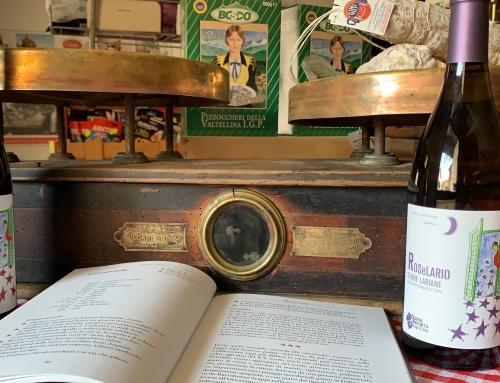 Dallo spaccio aziendale menu, vini e storia