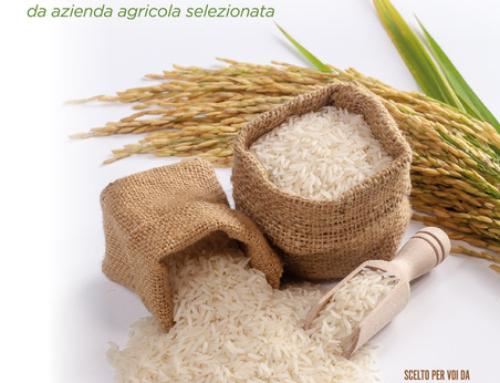 Scelti per voi: il riso 100% naturale della Lomellina