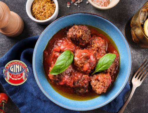 Tra polpette al sugo, lasagne e spiedini di pesce… una settimana gustosa!